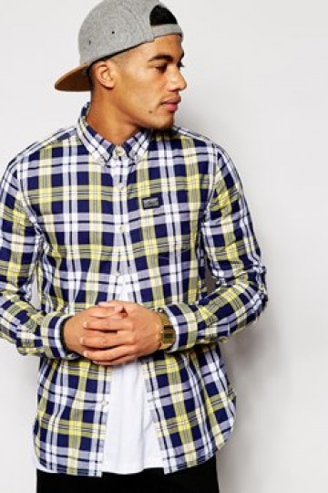 Superdry Check Oxford Shirt