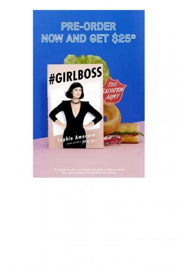 #GIRLBOSS BOOK - Hardcover