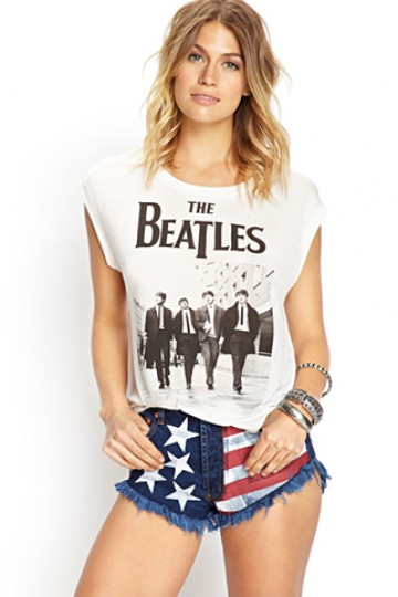 The Beatles Tee