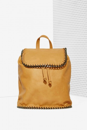 Dillon Chain Backpack