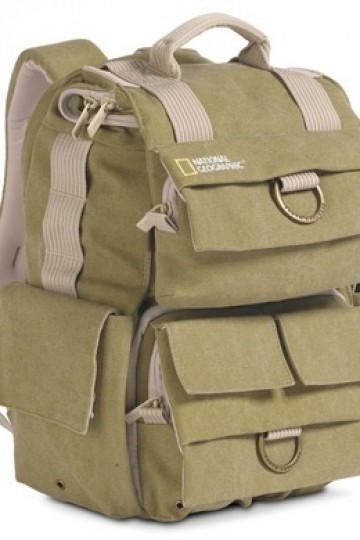 National Geographic Earth Explorer Small Backpack NG 5158