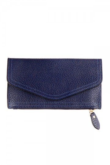 *Once Again Wallet* - Navy