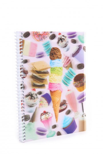 3D Sweet Tooth Activity Book