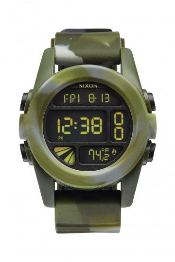 Nixon Unit Camo Digital Watch
