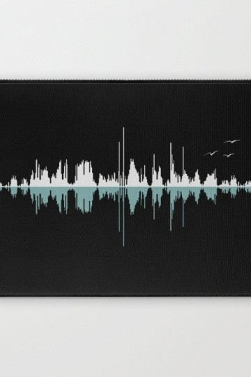 Music City by Jorge Lopez Laptop Case