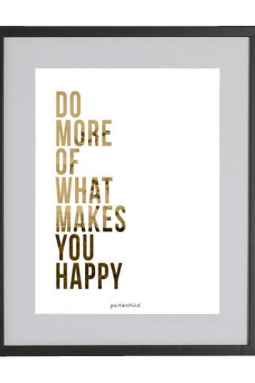 Do More Poster - Wildflower