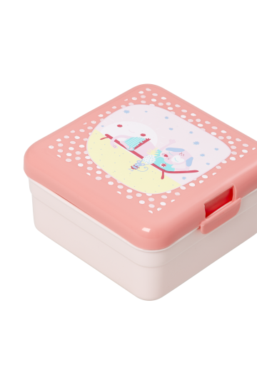 Small Kids Lunch Box - Girls Happy Camper (BXLUN-SGCAMP)