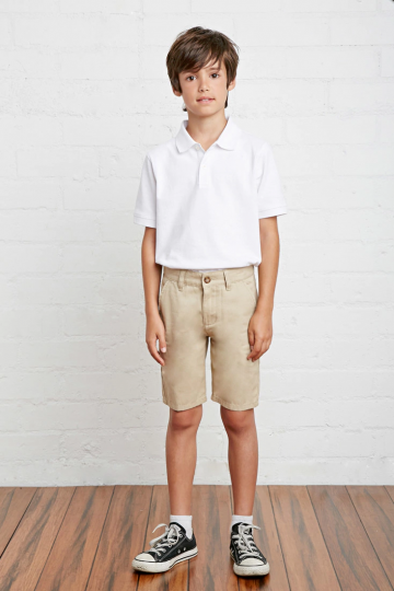 Boys School Uniform Shorts (Kids)
