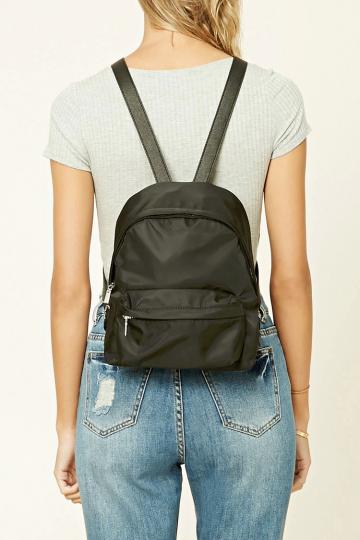 Nylon Mini Backpack