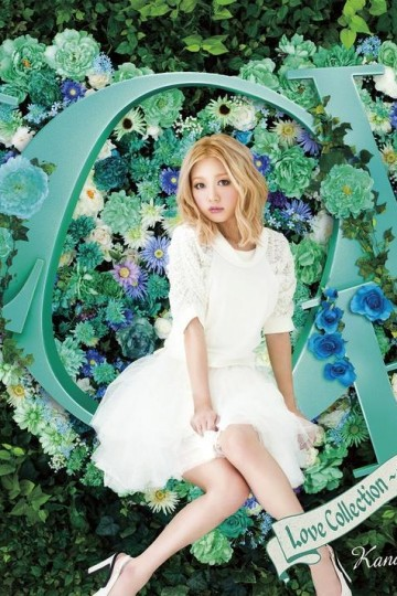 YESASIA: Nishino Kana - Love Collection -mint- (Korea Version) CD - Nishino Kana, Sony Music (KR) - Music - Free Shipping