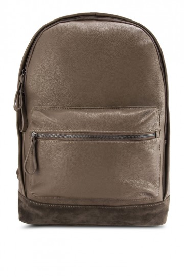 Suede Basedome Backpack