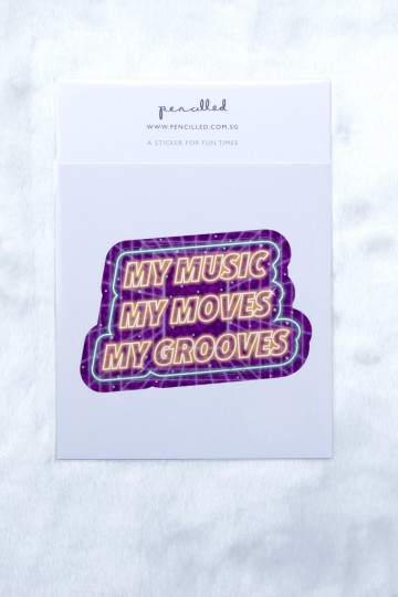 Sticker - Music