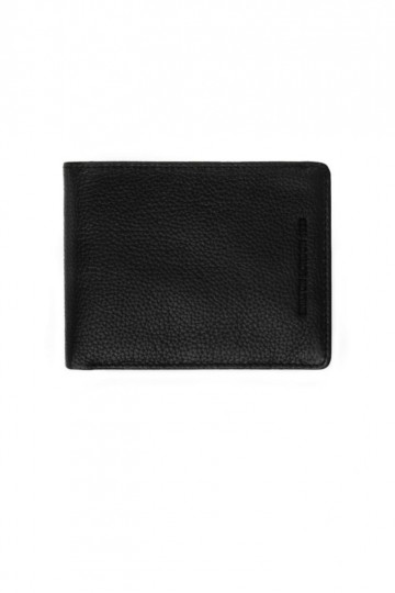 Shilton's Ascot Wallet with Mid Flap - Black