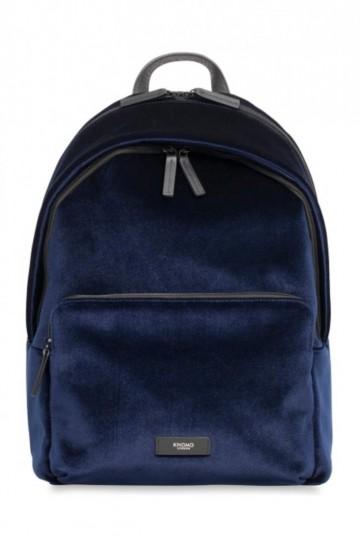 """athurst 14"""""""" Velvet Backpack (Midnight Blue"""