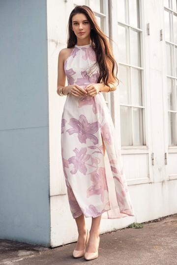 Dalyn Floral Maxi Dress