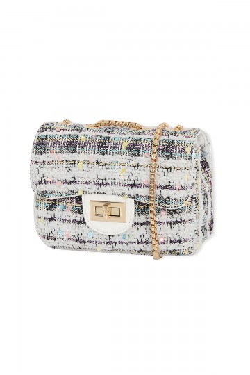 Inessa Quilted Purse