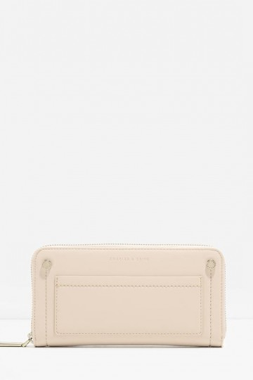 STUDDED FRONT POCKET WALLET