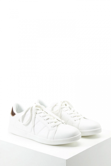 Memory Foam Low-Top Sneakers