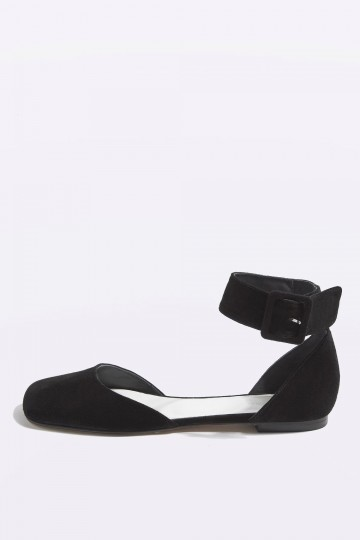 Buckle Sandals by Molly Godard x Topshop