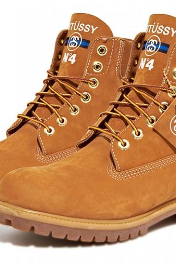 Stussy Timberland 6 inch Boot (138283) - Caliroots.com